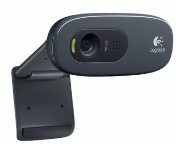 Camera Logitech HD C270