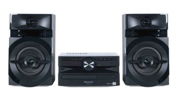 Mini System Hi-Fi Panasonic SC-UX100EK w/Bluetooth