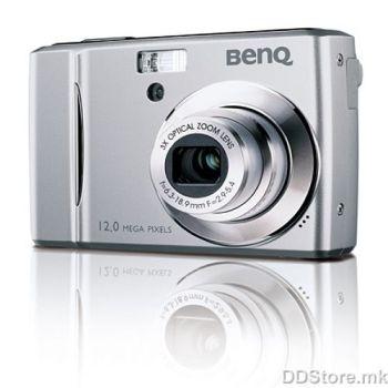 BENQ DC C1255, 12 MPix, 4000x3000, Opt. zoom 3x, Dig. zoom 5x