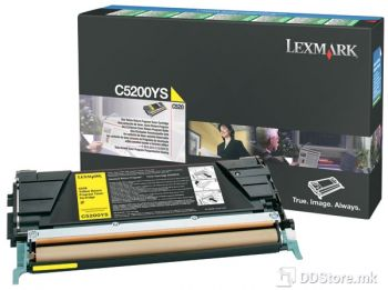 LEXMARK C520, C530 1.5K YELLOW