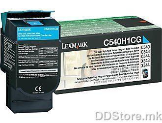 LEXMARK TONER Lexmark C54x,X54x 2K CYAN