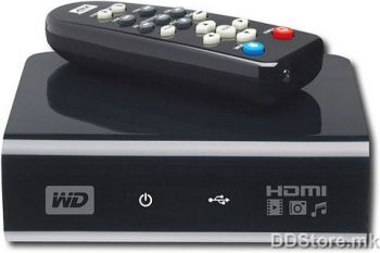 WESTERN DIGITAL PLAYER WESTERN DIGITAL Mini HD Media Player