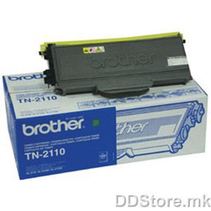 Brother Toner TN2110 (do 1500 str.) for HL-2140/2150N/2170W, DCP-7030/DCP7045, MFC-7320/MFC7440N/MFC7840W