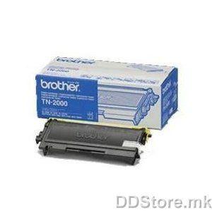 Brother Toner TN2000 (do 2500 str.) for HL-2030/2040/2070N; DCP-7010/7025; MFC-7225N; MFC-7420/7820N; FAX-2820/2920