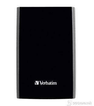 Verbatim Store 'n' Go USB 3.0 Portable Hard Drive 500GB Black