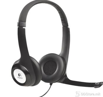 Logitech H390 Stereo Headset USB Headphones