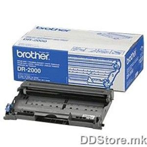 Brother Drum Unit DR2000 for  HL-2030/2040/2070N; DCP-7010/7025; MFC-7225N; MFC-7420/7820N; FAX-2820/2920 (up to 12000 pages)