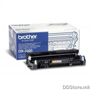 Brother Drum Unit DR3200 for HL-5340D/5350DN/5350DNLT/5380DN, DCP-8070D/8085DN, MFC-8370DN/8380DN/8880DN (up to 12000 pages)
