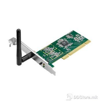 Asus Wireless LAN PCI PCI-N10 card 802.11n, 150Mbps