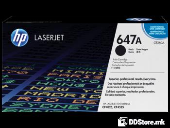 HP CE260A, Tip Toner, Boja Black, Kapacitet  8500 str., Podržava Hp color LaserJet CP4025/CP4525