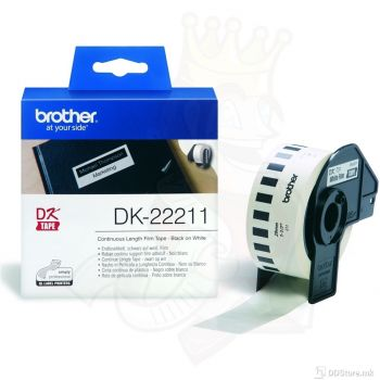 DK22211 Continuous Film Tape 29mm x 30.48m