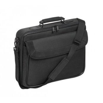 """DICALLO Notebook Bag Model No: LLM9047 for 15.6"""" Notebook, Black, 1680D soft carry bag"""