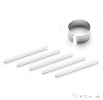 Wacom Pen Nibs White 5 Pack For Bamboo w/Remover