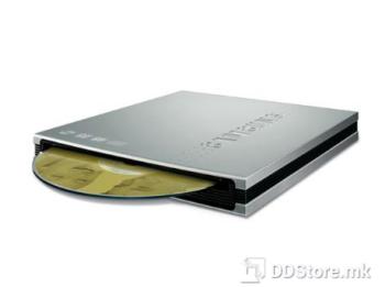 SAMSUNG SE-T084P/RSSF, External DVD-RW Slim slot-in