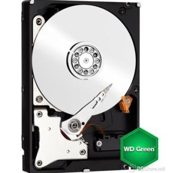 WesternDigital HDD 2TB IntelliPower rpm, 64MB Cache SATA-3, 6.0Gb/s Caviar Green, WD20EZRX