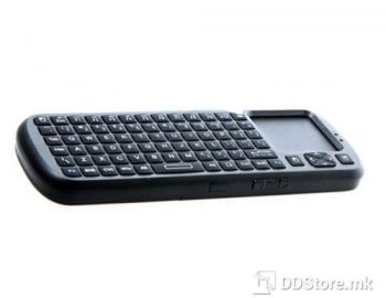 LDK Wireless Mini Keyboard with Touchpad, for PC & Android TV Box