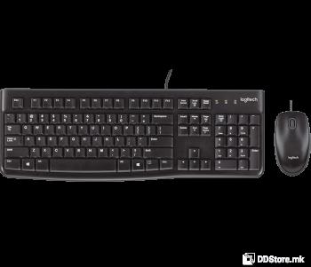 Logitech Desktop Set MK120