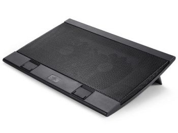 "Deepcool WIND PAL FS Black up to 17"" Notebook Stand/Cooler"