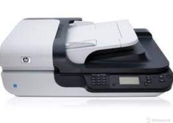 HP ScanJet N6350 2400x2400 dpi