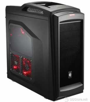 CoolerMaster Storm Scout 2, Black with window, SGC-2100-KWN3