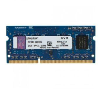 Kingston 4GB 1600MHz DDR3L 1.35V, Non-ECC CL9 SODIMM
