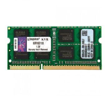 Kingston 8GB 1600MHz DDR3L 1.35V, Non-ECC CL9 SODIMM