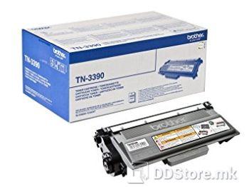 Brother Toner TN3390 (do 12000 str.) for HL-5440D/5450DN/5470DW/HL-6180DW/ DCP-8110/ DCP-8250DN/ MFC-8510DN/8520DN/ MFC-8950DW