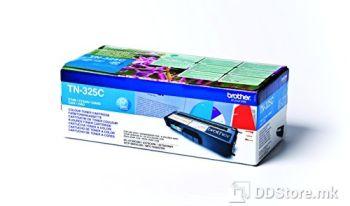 Brother Toner TN325C (3500 str.), Cyan for HL-4150CDN/4570CDW / HL-4140CN / DCP-9055CDN / DCP-9270CDN / MFC-9460CDN, MFC-9970CDW