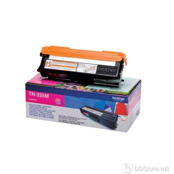 Brother Toner TN325M (3500 str.), Magenta for HL-4150CDN/4570CDW / HL-4140CN / DCP-9055CDN / DCP-9270CDN / MFC-9460CDN, MFC-9970CDW