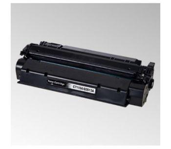 TopJet Toner Cartridge C7115A for HP LaserJet 1000/1005/1200/1200N/1200SE/1220/1220SE/3300MFP/3320n MFP/3320MFP/3330 MFP, CANON LBP 1210, up to 2.500 pages