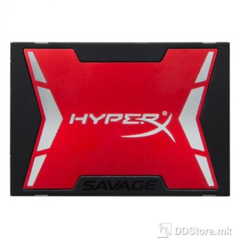 "Kingston HyperX Savage 480GB SSD SATAIII 2.5"" (7mm height), SHSS37A/480G"