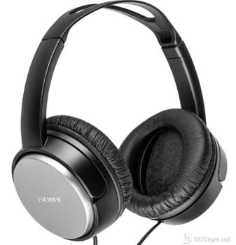 SONY MDRXD150B.AE, BIG Over the ear Headphones, black