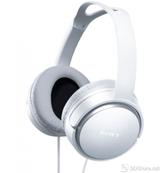 SONY MDRXD150W.AE, BIG Over the ear Headphones, white