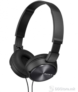 SONY MDRZX310APB.CE7, ZX series Foldable Over the ear Headset, black