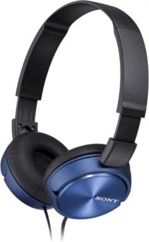 SONY MDRZX310APL.CE7, ZX series Foldable Over the ear Headset, blue