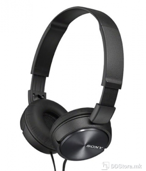 SONY MDRZX310B.AE, ZX series Foldable Over the ear Headphones, black