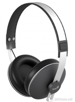 Genius HS-M435, Headset with microphone, Black