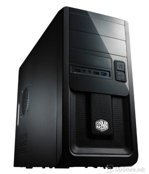 CoolerMaster Case Elite 343 m-ATX, Black RC-343-KKN1