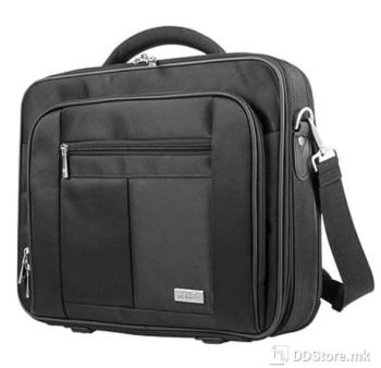 "Natec Boxer 15.6"" Black Notebook Bag"
