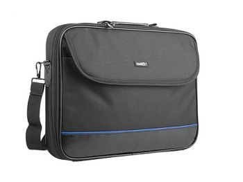 "Natec Impala 17.3"" Black Notebook Bag"
