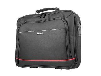 "Natec Oryx 15.6"" Black Notebook Bag"