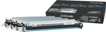 LEXMARK Photoconductor C734 C736 C746 C748 X734 X736 X746 X748 4-Unit Pack (Black, Cyan, Magenta, Yellow color)