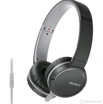 SONY MDRZX660APB.CE7, Overhead headphones, Black