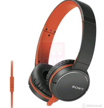 SONY MDRZX660APD.CE7, Overhead headphones, closed type