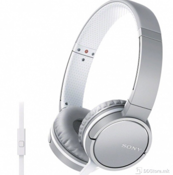 SONY MDRZX660APW.CE7, Overhead headphones, White