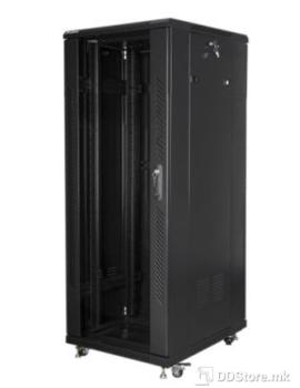 """Natec Rack Cabinet 19"""" 32U Metal 600x800 Lanberg Demounted"""