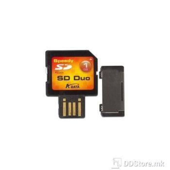 A-DATA Memory Stick Speedy SD DUO MLC 1GB