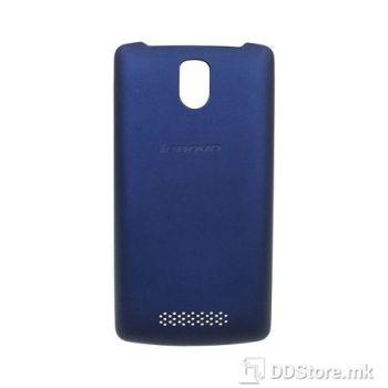 LENOVO Mobile Cover Back (blue) for A1000