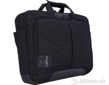 "Mediacom INDIGO Italy Milano Black up to 15.6"" Notebook Bag"