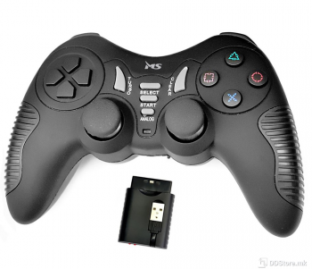 MS CONSOLE II 6in1 rechargeable wireless gamepad